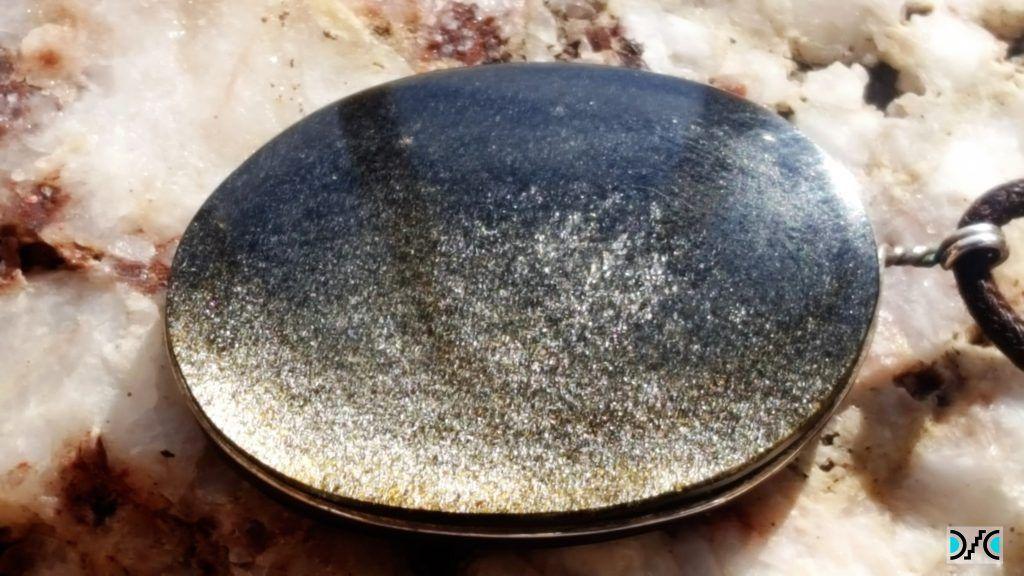 El Alma De La Obsidiana Dorada Espejo Magnético Obsidiana Dorada Cristales De Sanación Obsidiana Propiedades