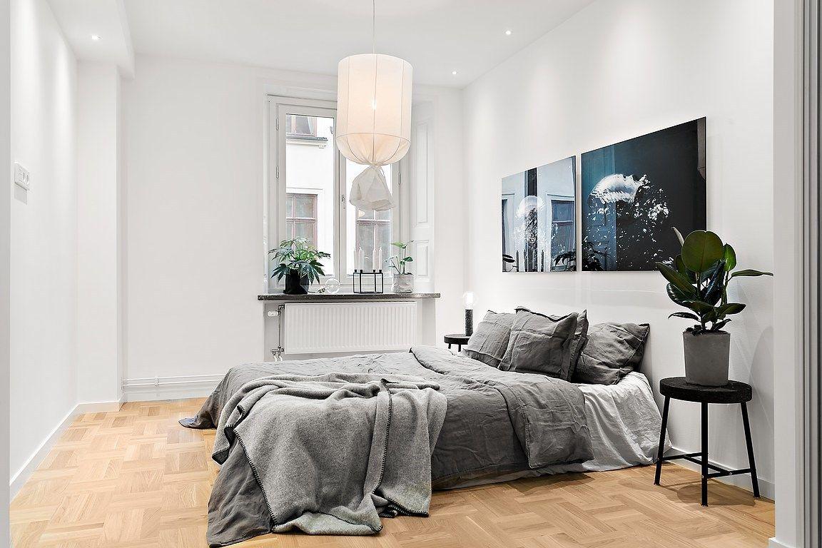 6 - inspiración - black & White & wall art - cuadros cabecero cama ...