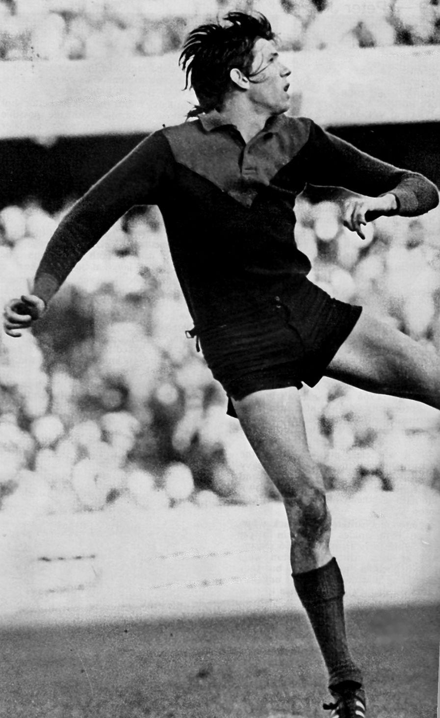 Robert Flower (Melbourne) 19731987 Todays 50 Greatest