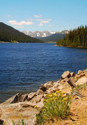 Long Draw Campground (Roosevelt National Forest, west of Ft. Collins): 10 best spots for car camping in Colorado