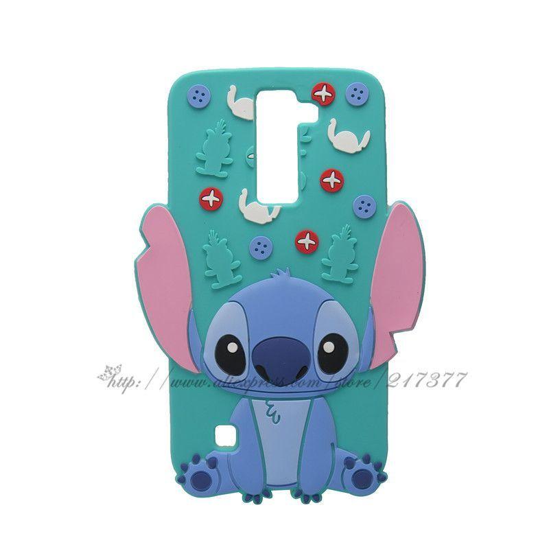 Phone Cases For LG Spirit 4G LTE H440N H420 C70 3D Cartoon Minnie Minion  Sulley Pig Cat Tigger Darth Vader Silicone Back Cover 32b43e5a47c6