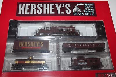 N Scale Mtl Hershey S Chocolate Special Edition 5 Piece