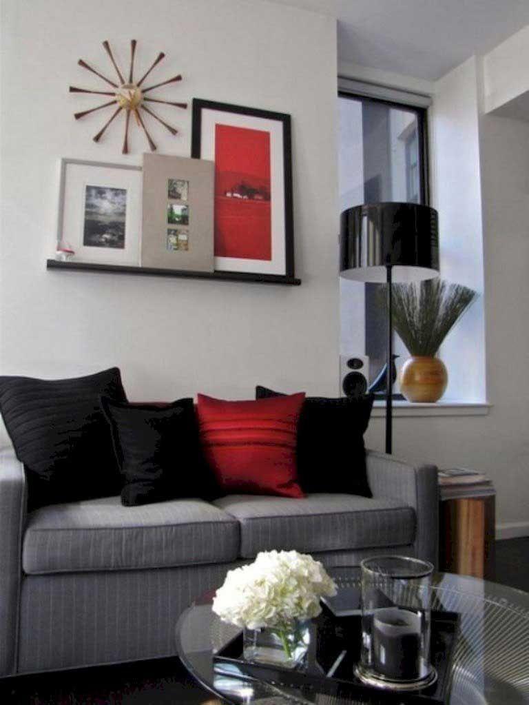 62 Shocking Black White Living Room Decor Trends 61 Best Home Design Ideas White Living Room Decor Red Living Room Decor Black And White Living Room Decor
