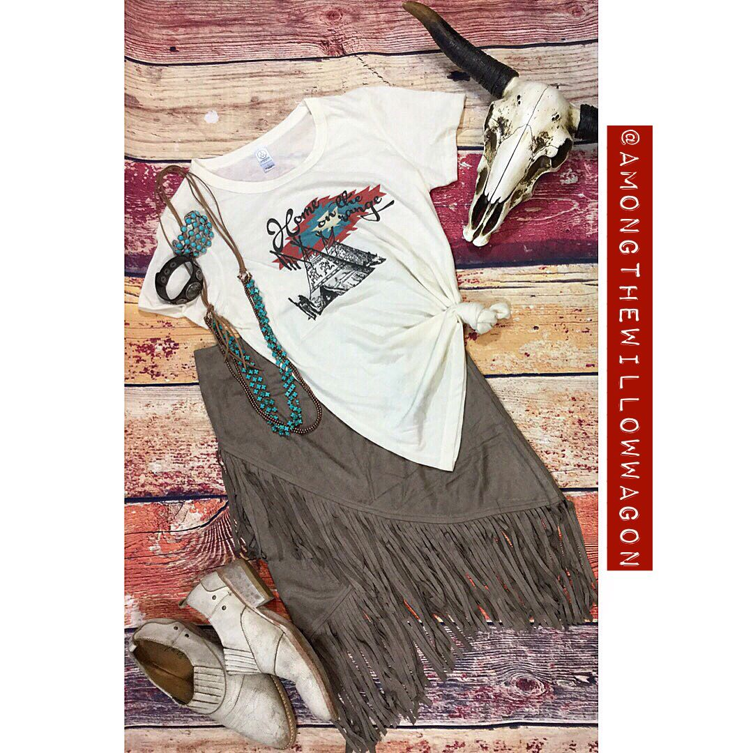Among the willow wagon funkyfun fashion with a western flare fun