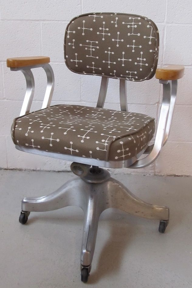 vintage office chair. Vintage Shaw-Walker Office Chair | Modern Restoration