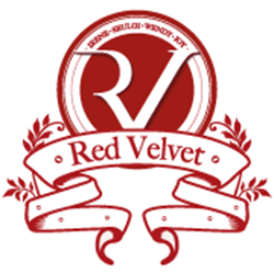 red velvet logo kpop buscar con google red velvet pinterest red velvet kpop and idol