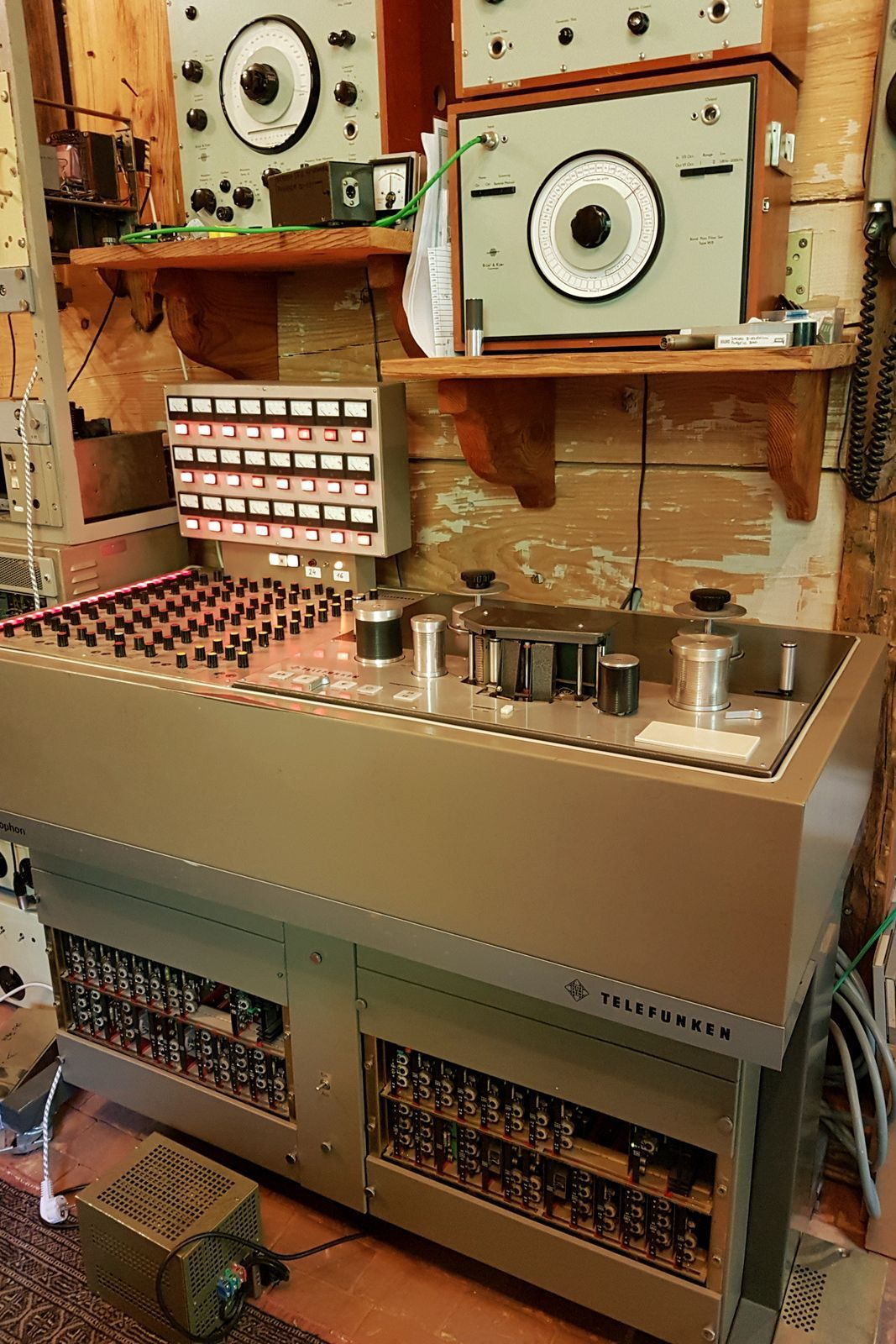 This Setup Is Funken Awesome Telefunken Awesome That Is
