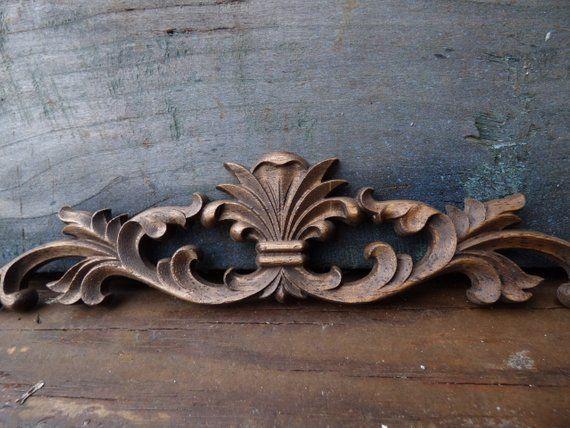 Composition ornaments appliques and onlays bomar designs