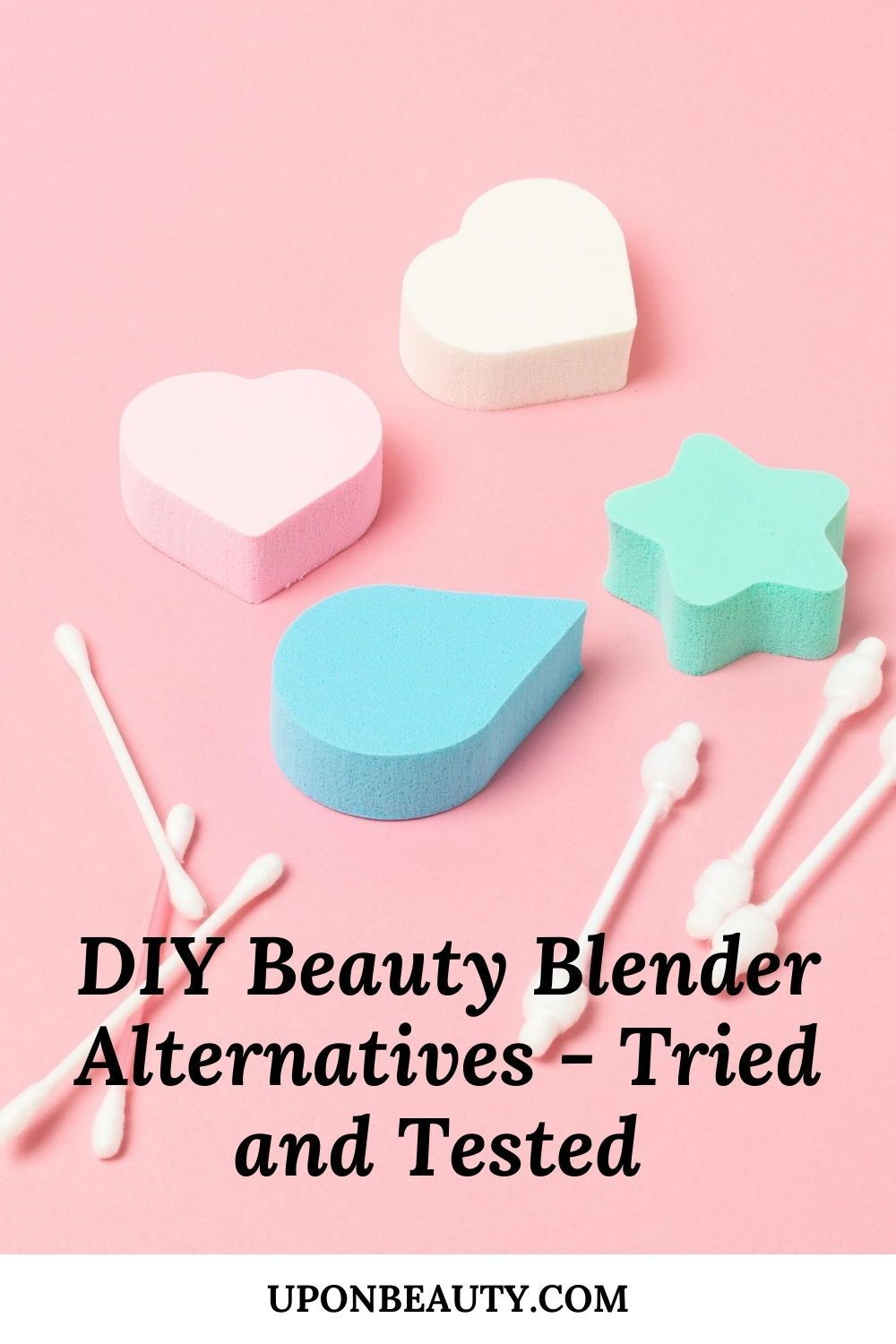 In this post, I've compiled some of the best DIY beauty blender alternatives. There are tons of different options, from sponges to brushes, so, you'll definitely find the right one for you! #BeautyBlender #MakeupTips #DIYBeautyBlender #MakeupSponge