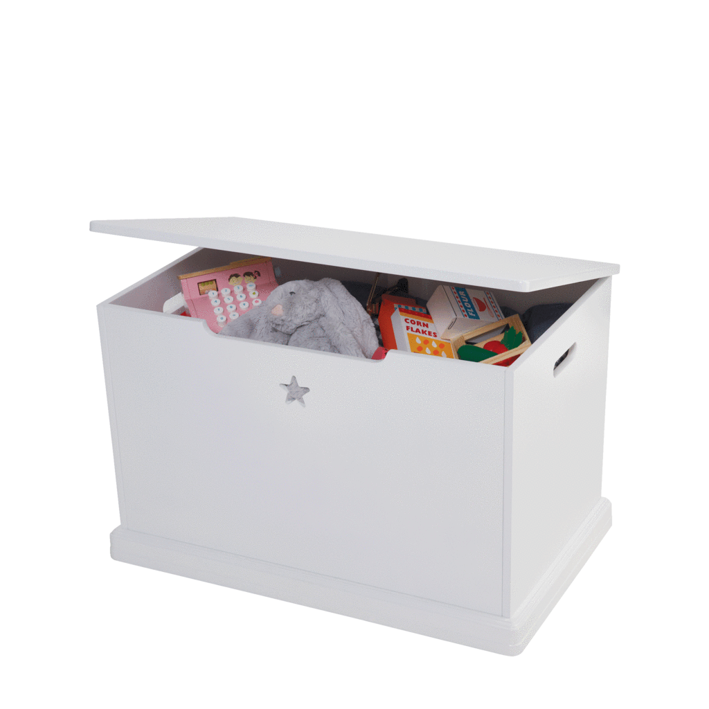 Star Bright Toy Box Toy Storage Boxes Toy Boxes Storage Spaces