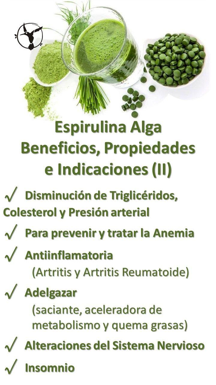 20 Ideas De Alga Espirulina Espirulina Alga Espirulina Espirulina Beneficios