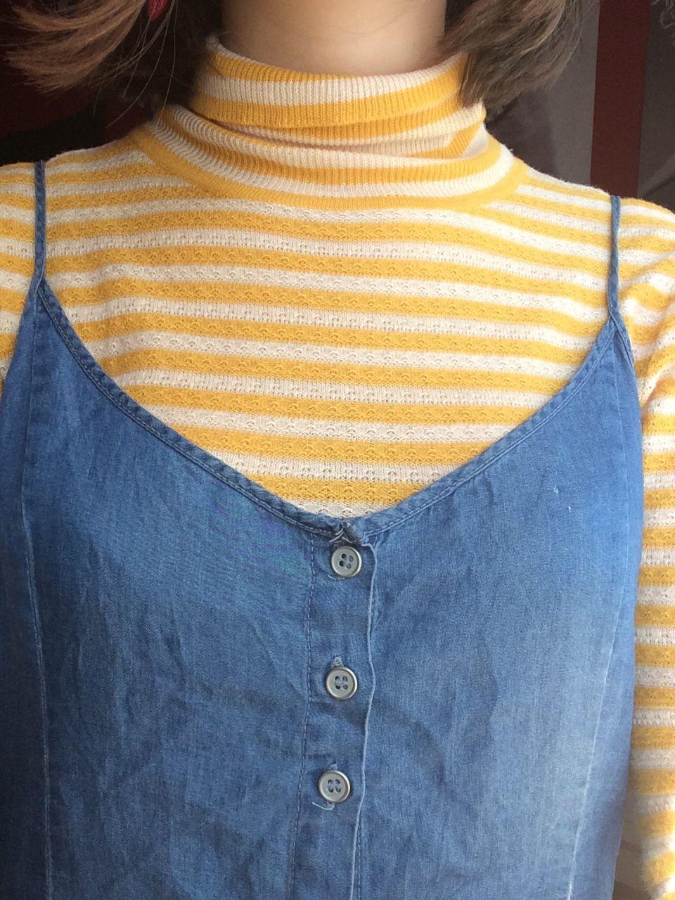 Pin Danni Wright Fitted Fashion Denim