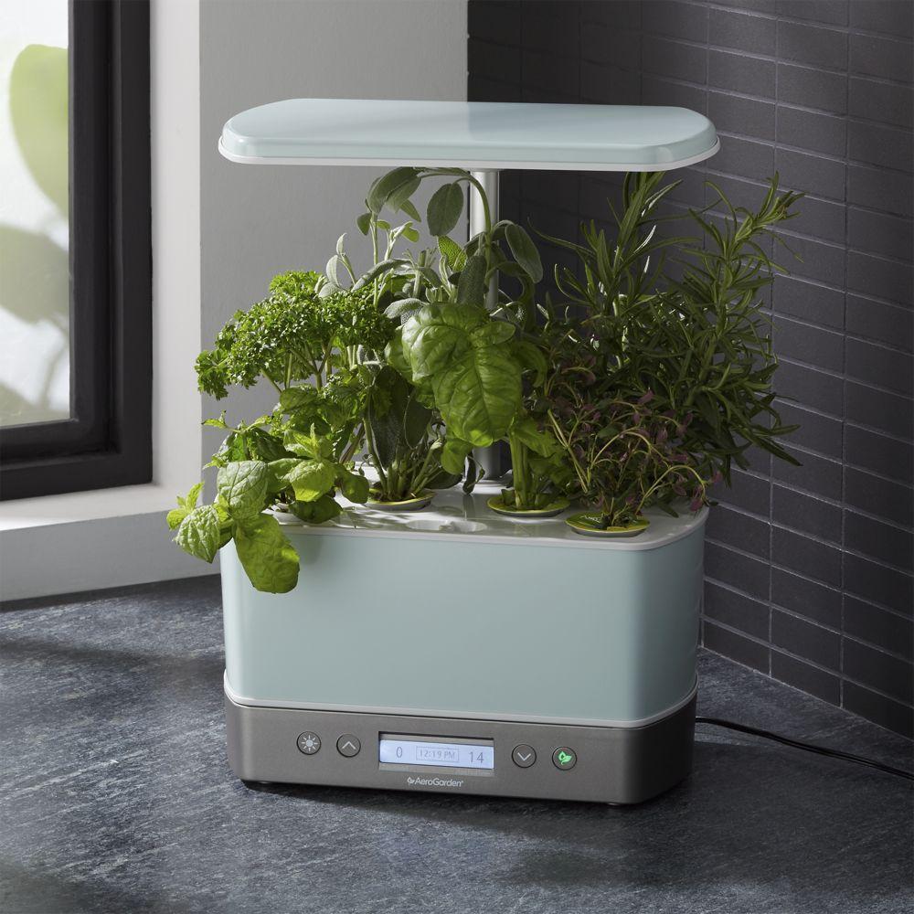 Aerogarden Harvest Elite Sage Green Indoor Garden Indoor 640 x 480