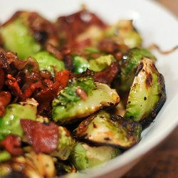 Brussels Sprouts with Bacon — Punchfork