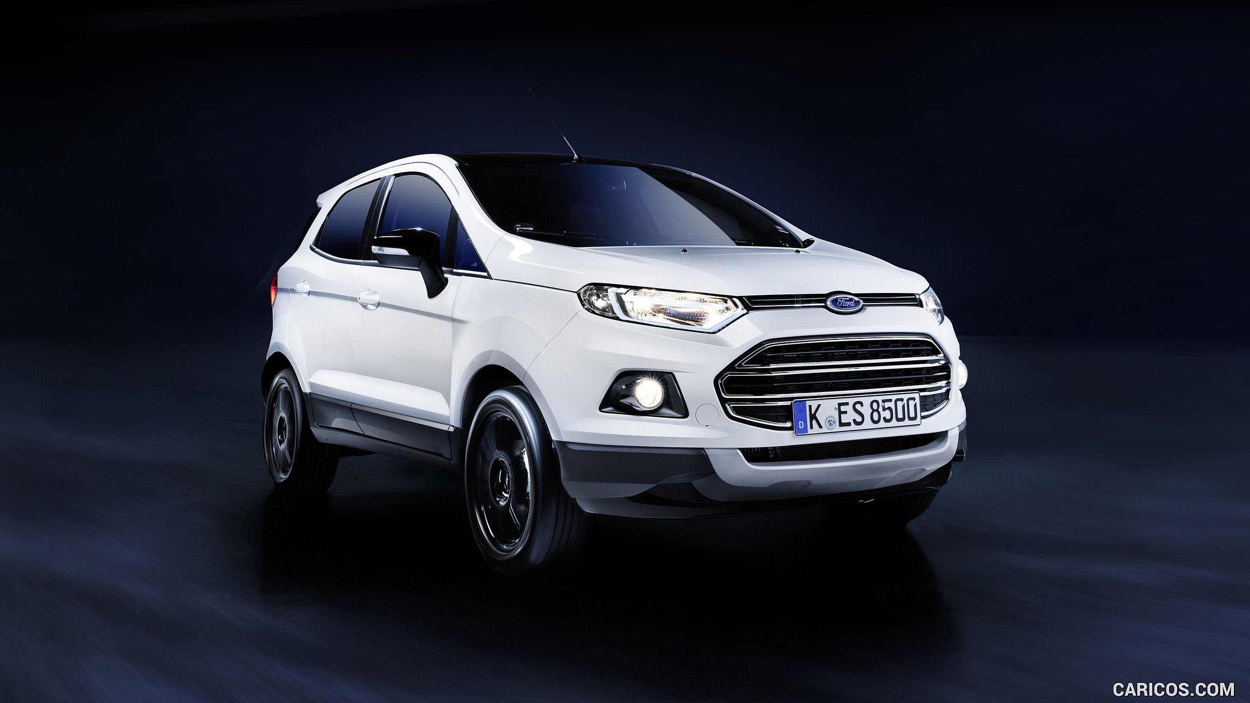 2016 ford ecosport wallpaper