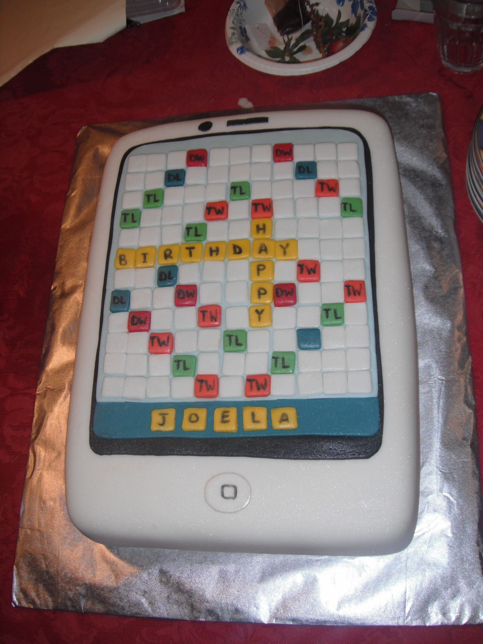 Words With Friends Cake Food Love Pinterest Friends Cake - Words on cake for birthday