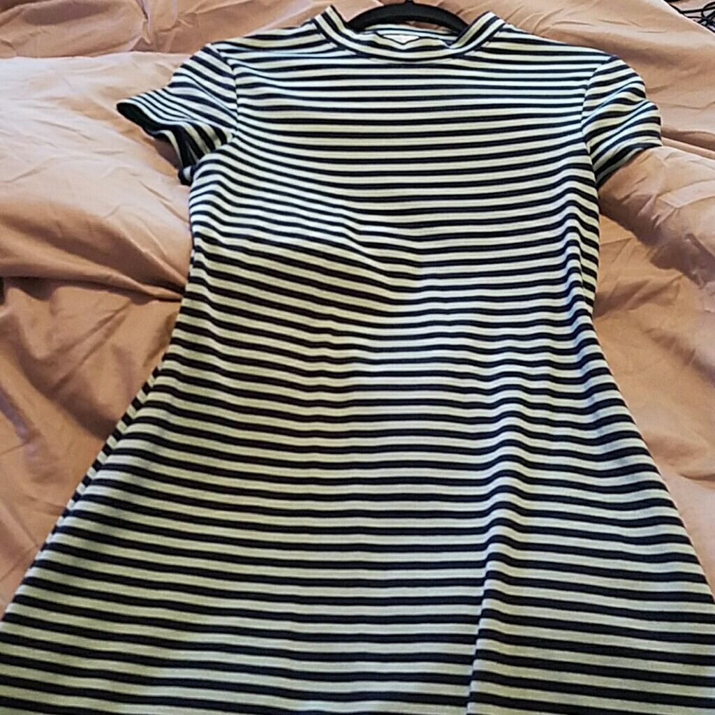 Free people beach striped sundress products pinterest free