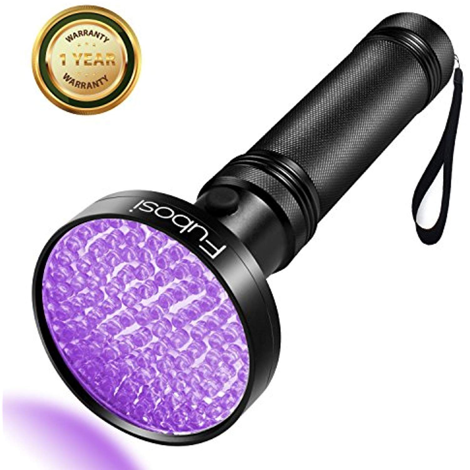 UV Flashlight Fubosi UV Ultraviolet Black light