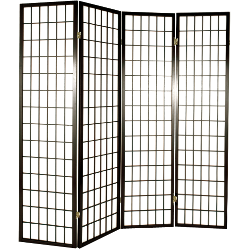 Japanese Style Tokyo Room Dividers Now Available In 3 Panel Or