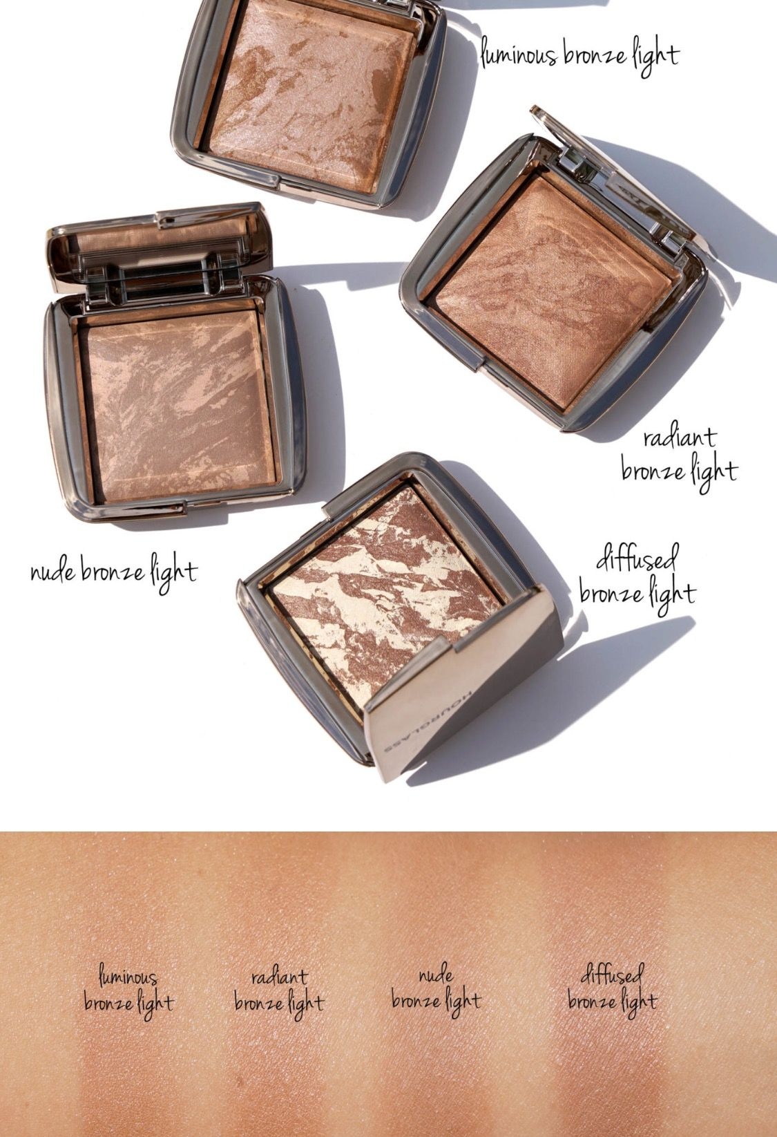 Diffused Bronze Light Hourglass