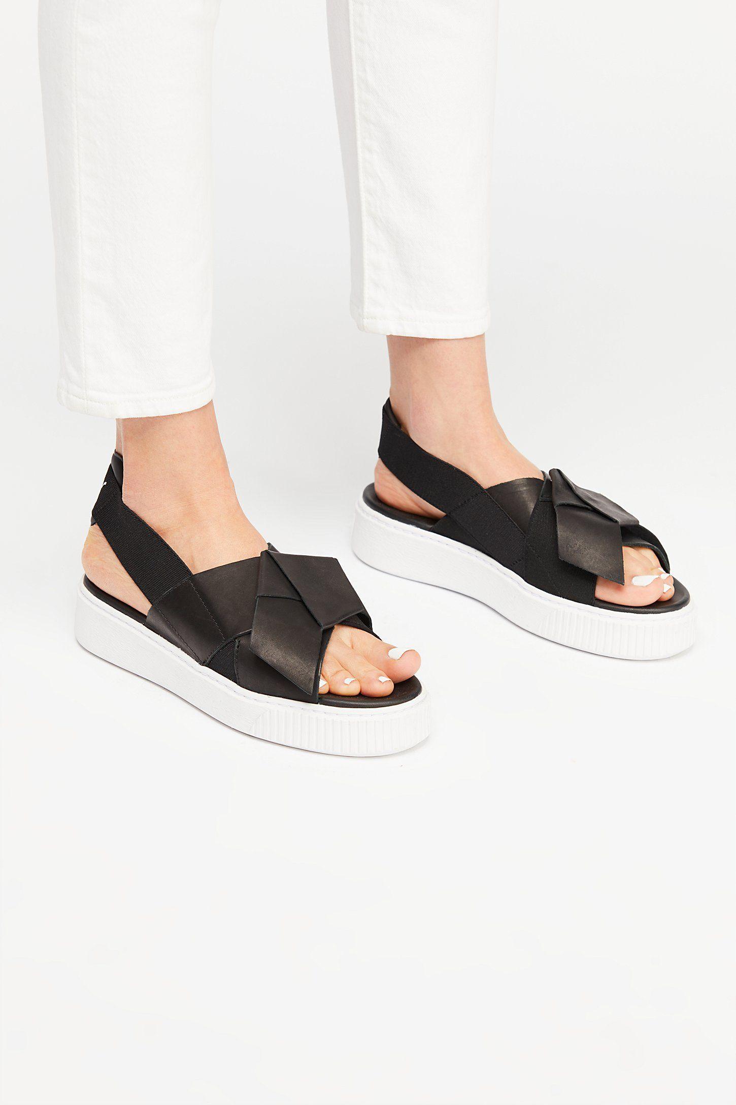 Puma Platform Sandals | Platform