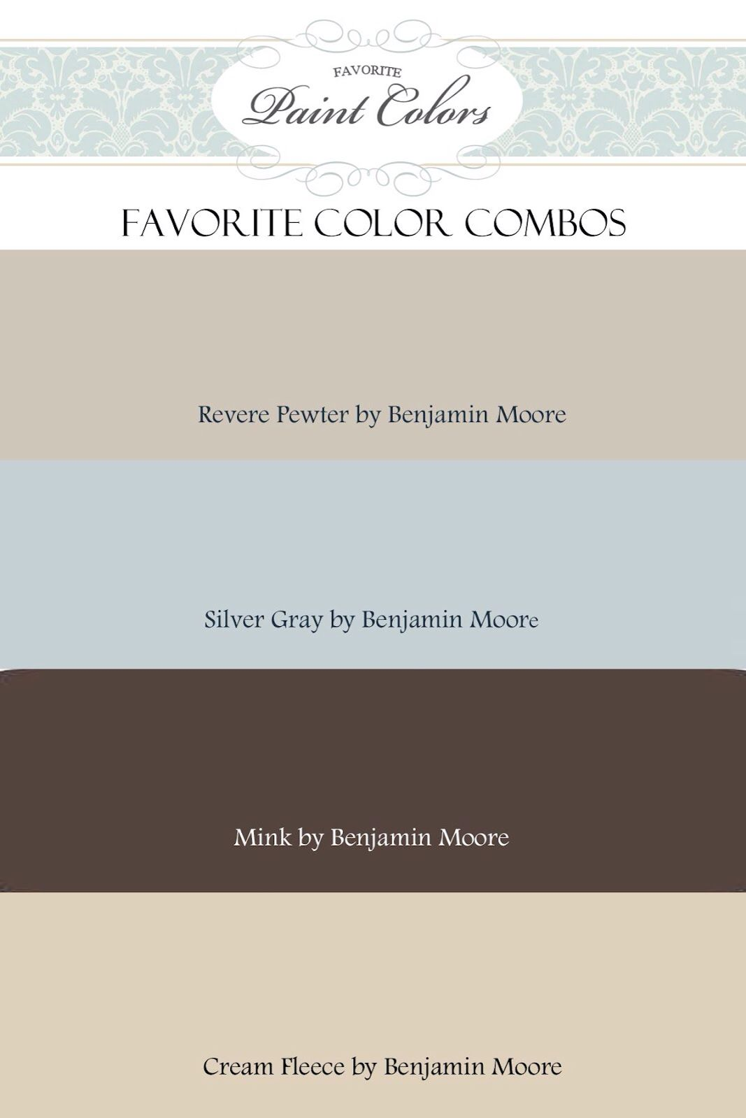 Silver Gray Favorite Paint Color Website Designed To Let You See What Colors Look Like In A Home