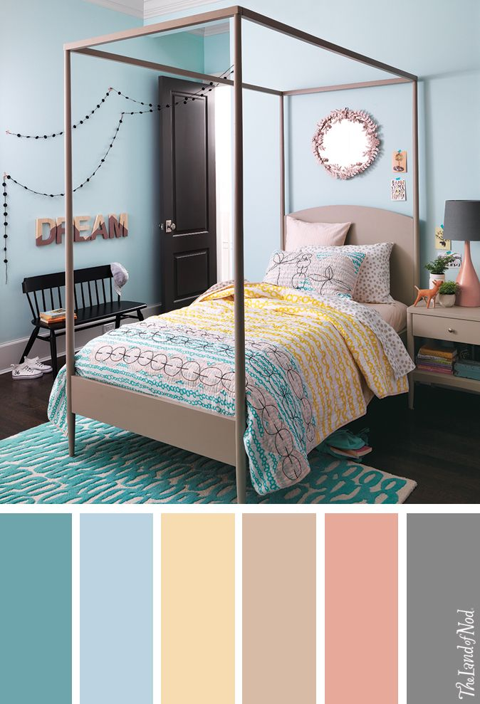 Searching For Girls Bedroom Ideas? The Land Of Nod Has