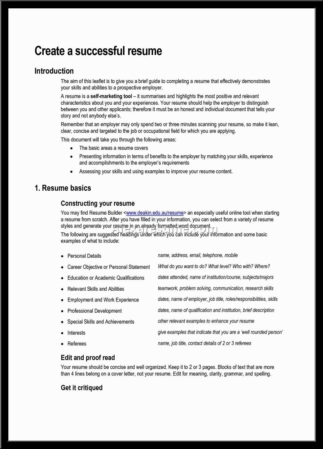 Personal Statement For Resume Beauteous Cover Letter Samples Resumes Examples Resume Skills List How Write .