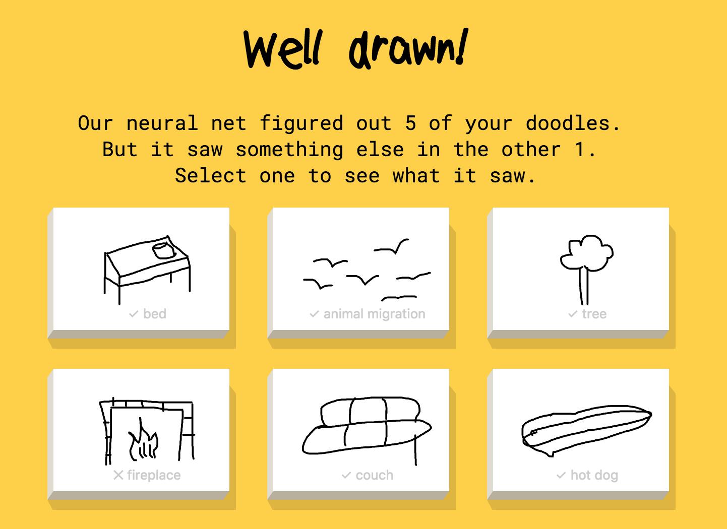 google s quick draw