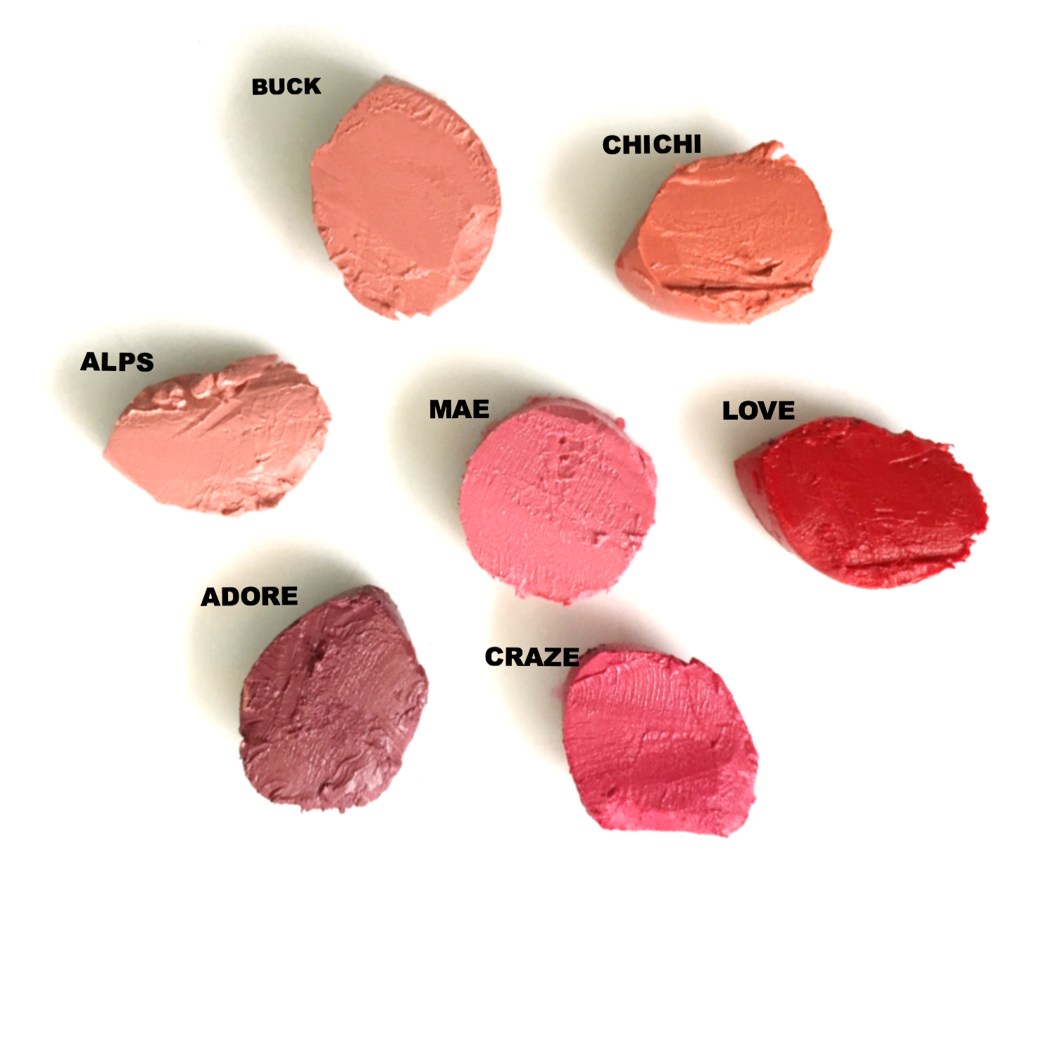 ALL ABOUT OUR LIPSTICKS Cruelty free makeup, Healthy