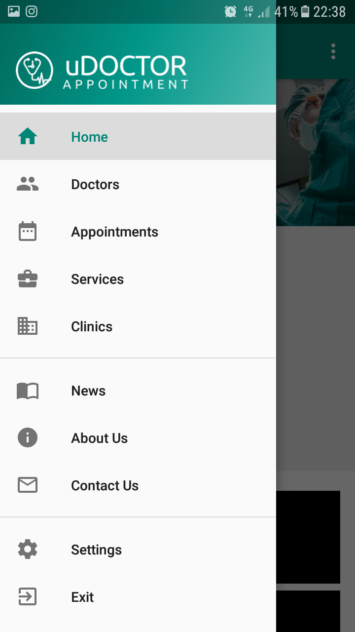 Doctor Appointment Booking App For Android | Creative Art