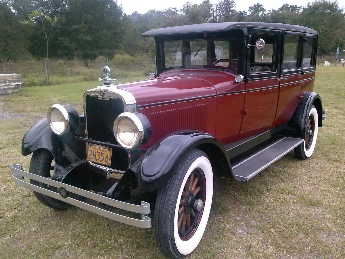 1927 peerless six 90 sedan for sale hemmings motor news for Hemmings motor cars for sale