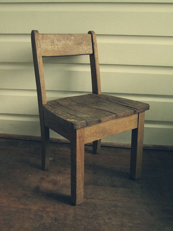 One Of My First Memories Is Of Dragging A Chair Up To The
