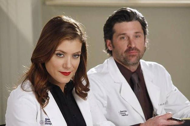 "7 Iconic ""Grey's Anatomy"" Stories Kate Walsh Just Told"