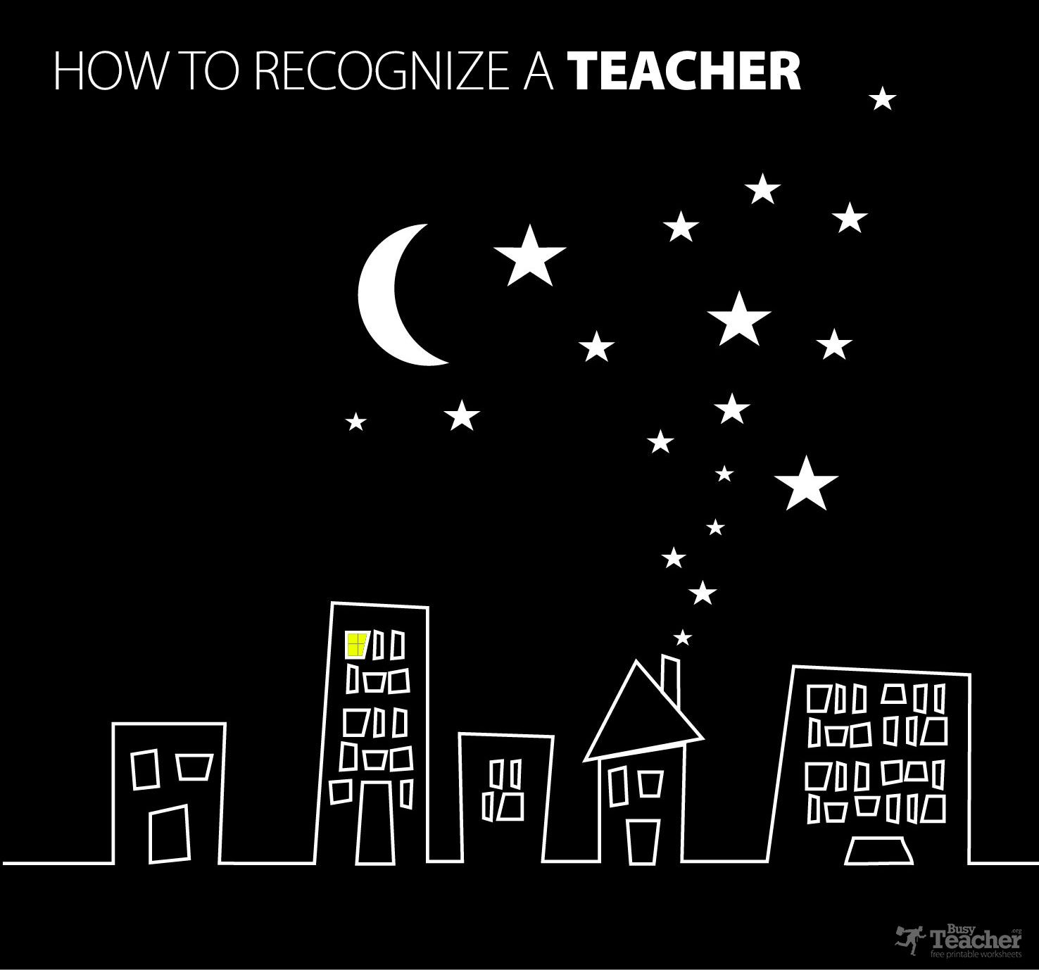 How To Recognize A True Teacher
