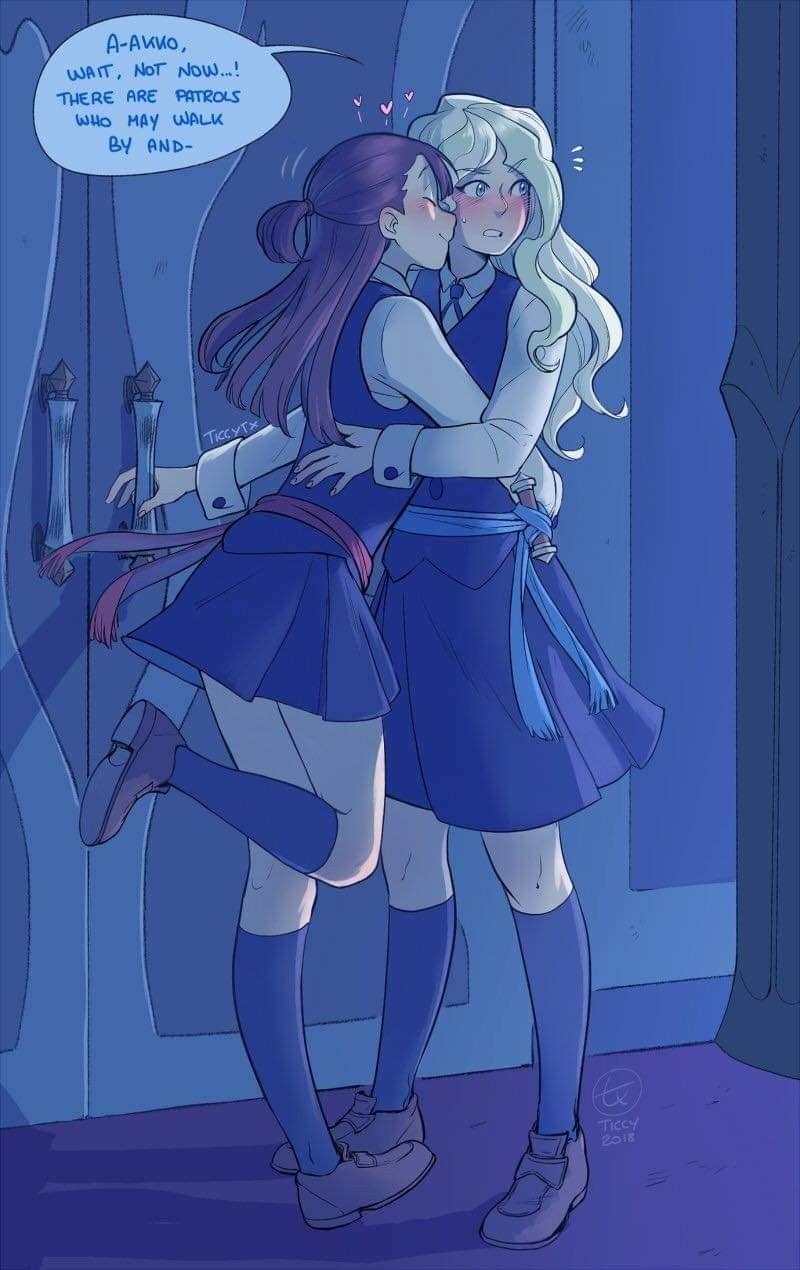 Pin by Christopher on De todo | Anime girlxgirl, Yuri