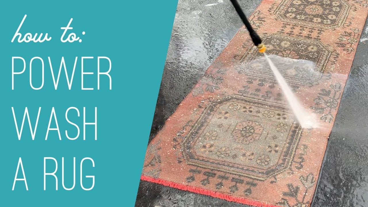 Youtube Throw Rugs Diy Diy Pressure Washing Diy Rug