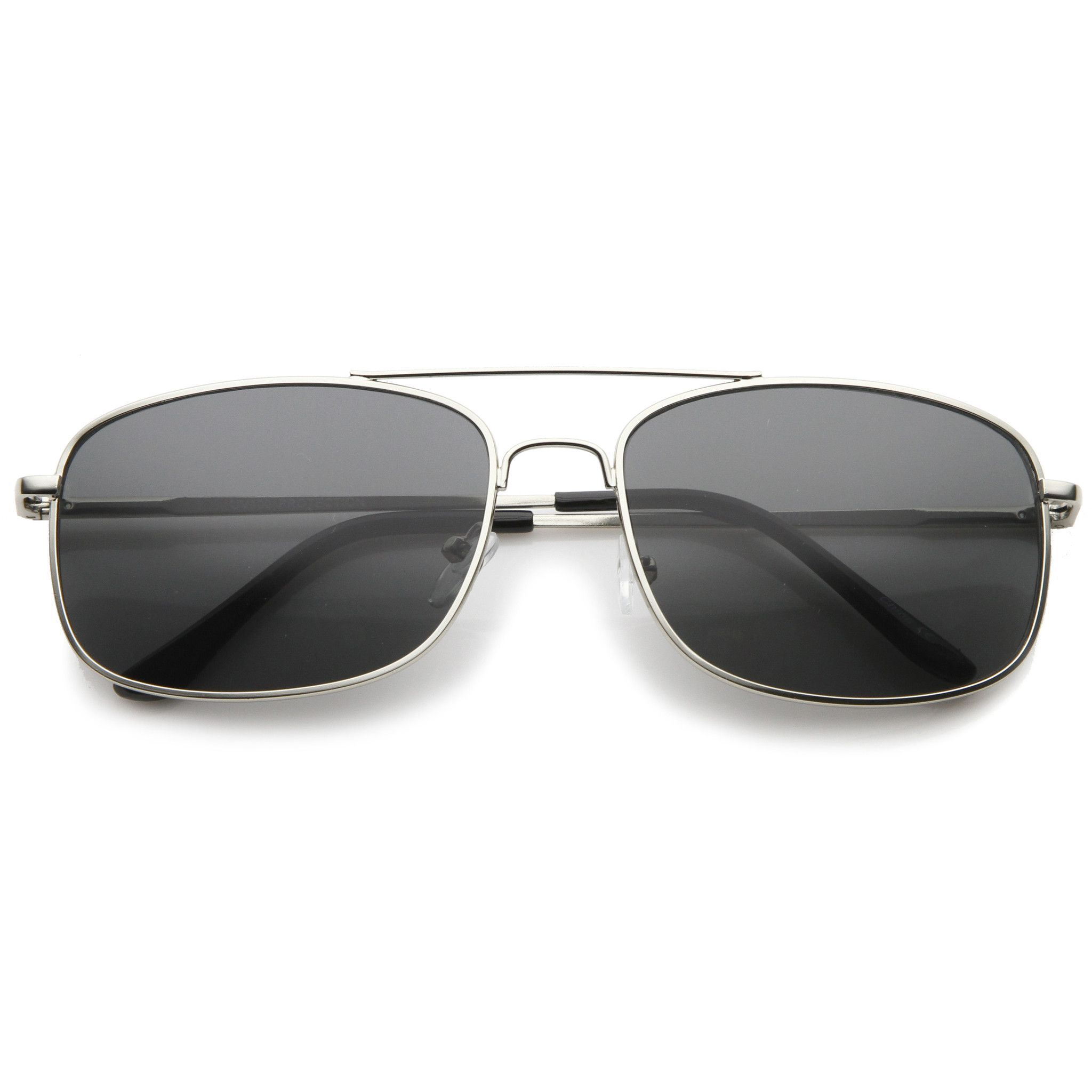 918867b1c7a8 Classic Men's Square Wired Metal Aviator Sunglasses A028 | clothes ...