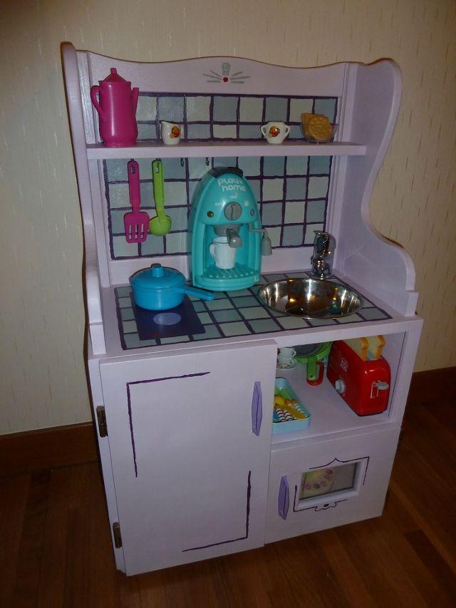 La cuisine pour enfant diy vive la r cup 39 enfants for Cuisine recup deco
