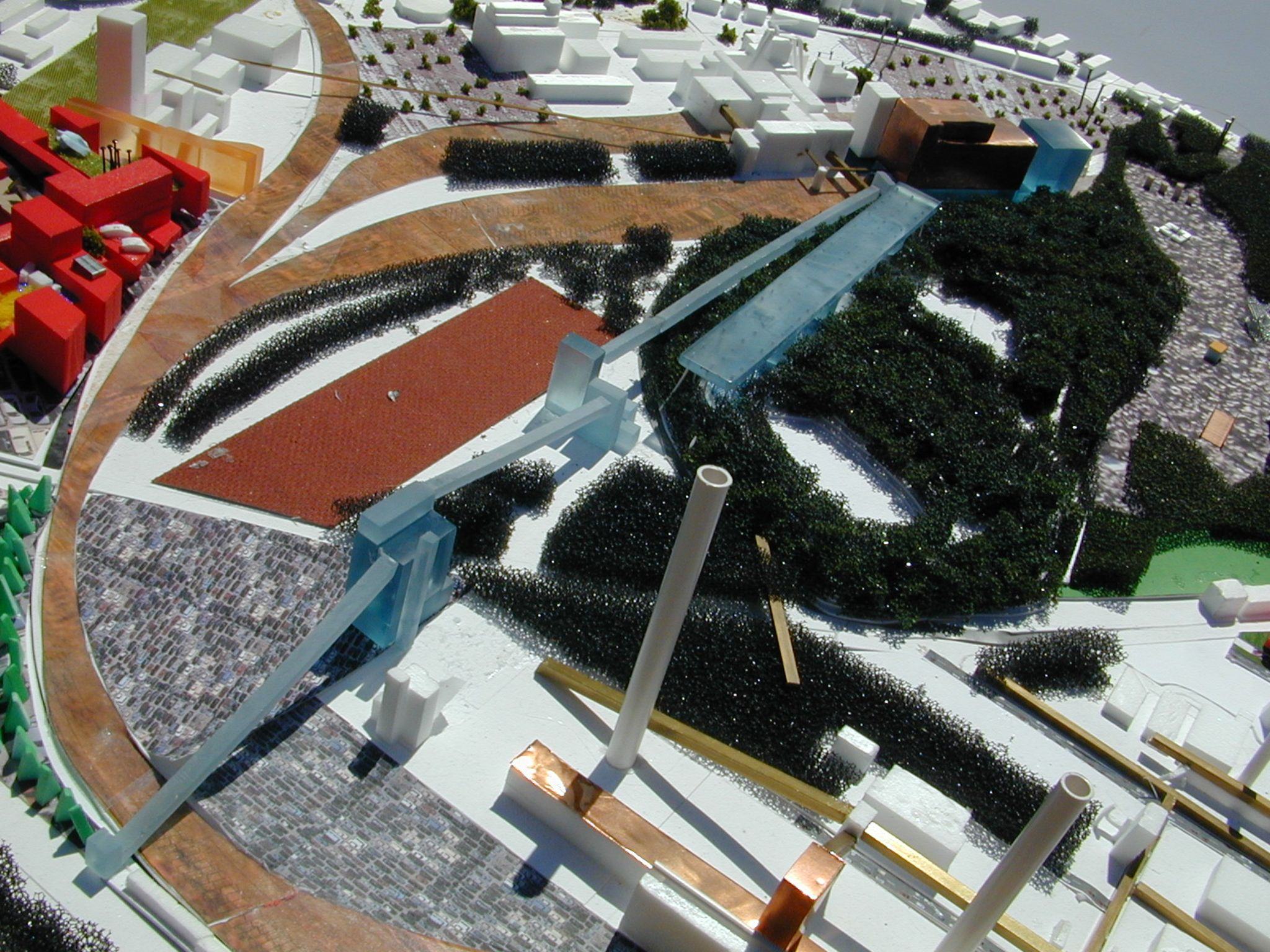 Zollverein Masterplan