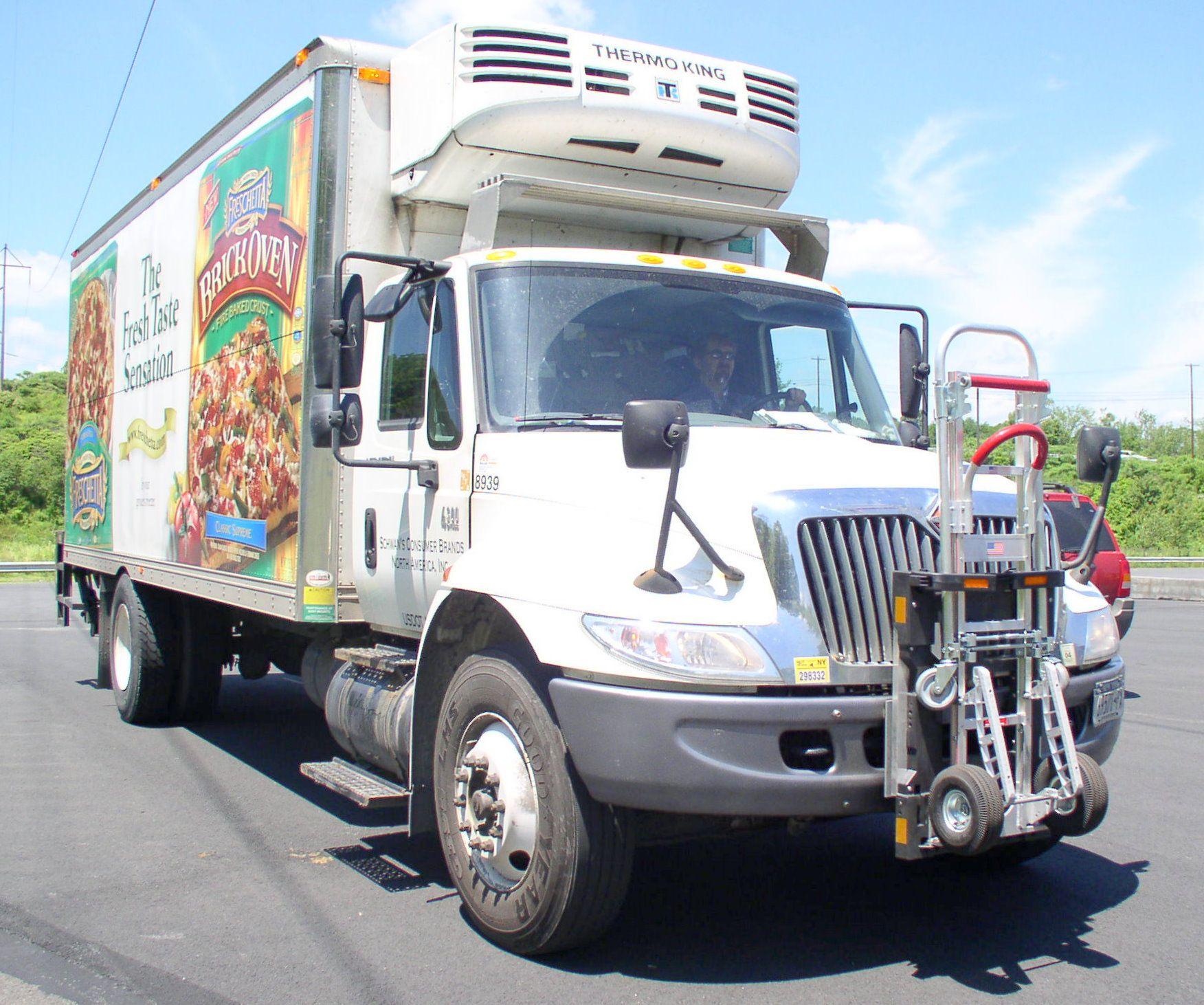 Ryder Truck International Navistar 4300 DuraStar food