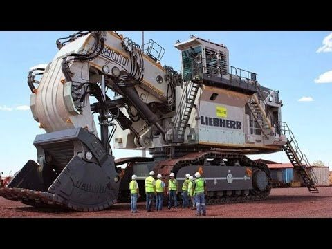 Mega Machines - Earth Beasts World's Largest / biggest