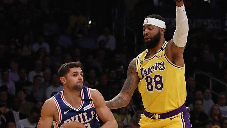 Key Update On Lakers Markieff Morris Revealed By Insider Heavy Com In 2020 Markieff Morris Marcus Morris Lakers