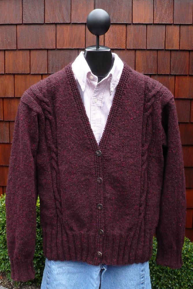 Mari Sweaters MS 198 Classic V Neck Cardigan