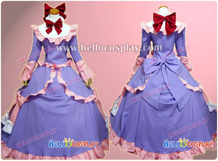 Cheap dress shops in new york, Buy Quality dress moon directly from China  dress celeb Suppliers: Pandora Hearts Cosplay Sharon Rainsworth Violet Dress  You ...