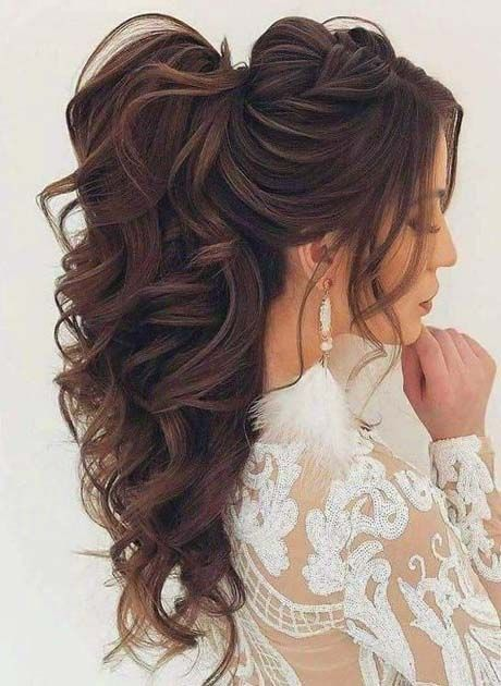 Beautiful Ponytail Hairstyles Ideas 2019