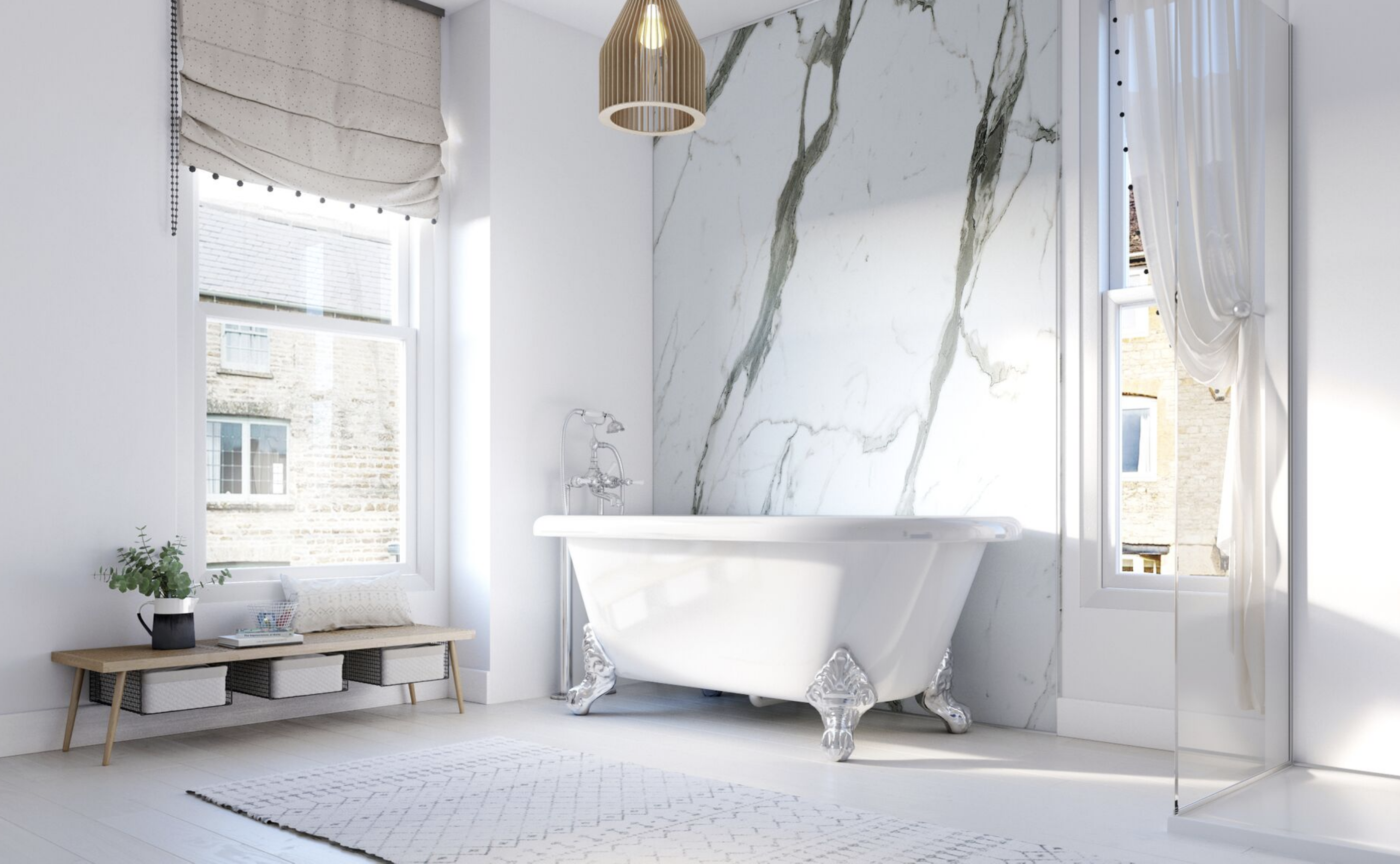 Discover The Biggest Bathroom Trend For 2019 Waterproof Shower Wall Panels Bathroom Wall Panels Shower Wall Panels