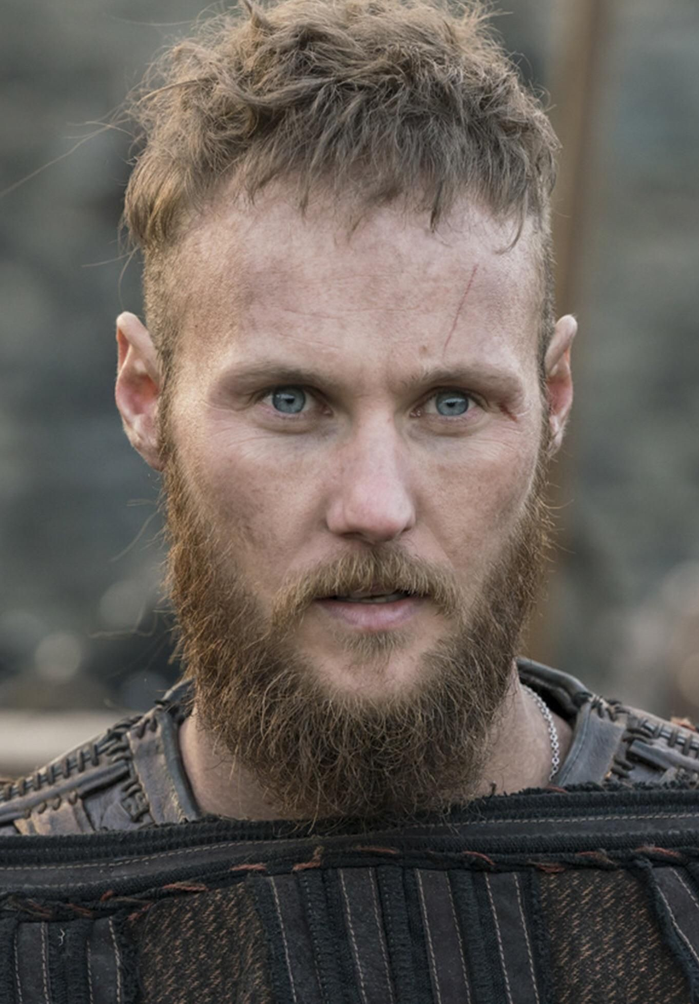 Ubbe From Vikings Wanting To Get Like This Is This Tapered Or All