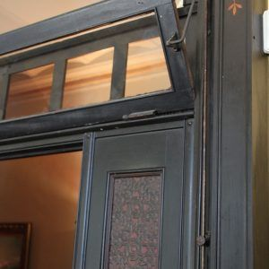 Interior Door With Operable Transom