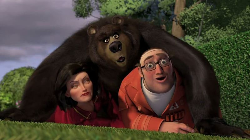 Over The Hedge 2006 Animation Screencaps Dreamworks In 2019